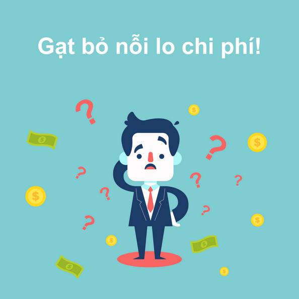 Bạn lo lắng về chi phí viết bài SEO thực hiện hàng tháng?