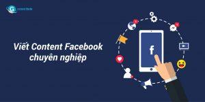 Dịch vụ viết bài facebook giá rẻ, content fanpage chất lượng