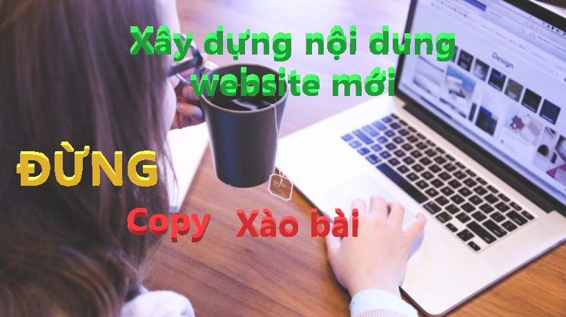 Kỹ năng viết nội dung cho website cho người mới bắt đầu từ A-Z