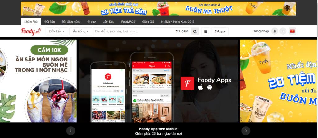 Đặt quảng cáo Foody để bán hang đắt hơn, CHECK bảng giá quảng cáo Foody!